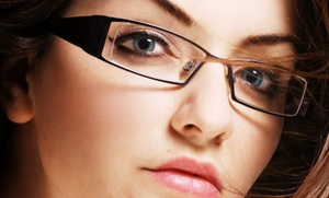 Today's Vision - Dr. Kovacs: Prescription Glasses with Optional Eye Exam from Dr. Kovacs at Today's Vision (Up to 75% Off)