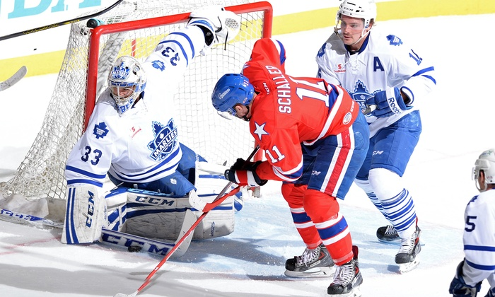 Rochester Americans - Blue Cross Arena: Rochester Americans Hockey Game on October 23 or 25