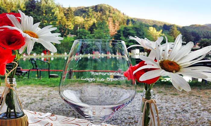 1 kg fiorentina in riva al lago lago lo specchio groupon - Ristorante lago lo specchio ...