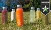 Plan depurativo: zumos Drink6 by Nutrimedic
