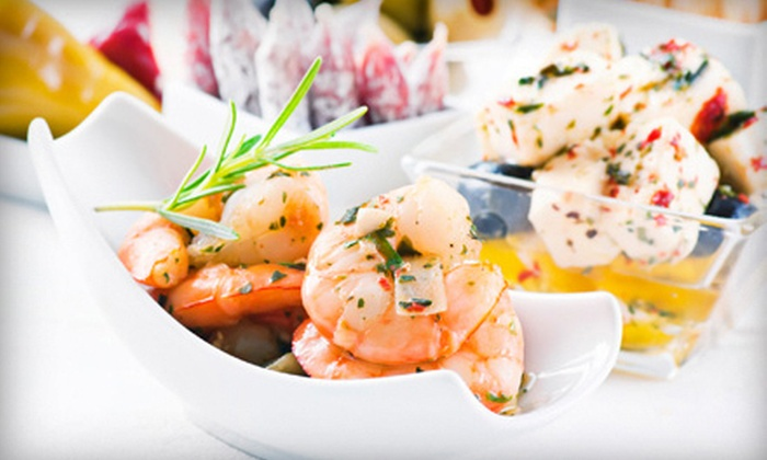 Stir Tapas - Highland, Stoner Hill: $15 for $30 Worth of Tapas and Drinks at Stir Tapas