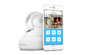 One Or Two Insteon Smarthome Wireless Surveillance Cameras