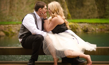 On-Location Engagement, Family, or Graduating Senior Photo Shoot from Kimberly Ray Photography (Up to 75% Off)