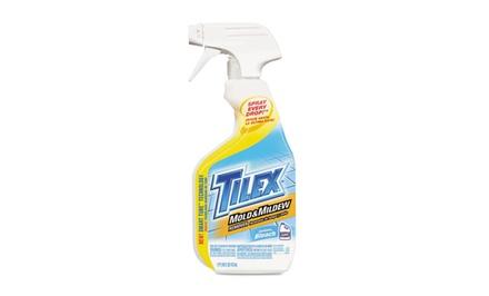 Tilex Mold & Mildew Remover; 12-Pack of 16oz. Sprays