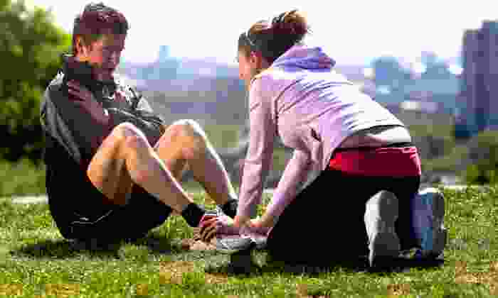 RAGE Bootcamp - Westgreen At Kingsland: One Month of Unlimited Boot-Camp Classes for One or Two at RAGE Bootcamp (Up to 67% Off)