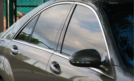 2 Windows Tinted (a $120 value) - The Tint Shop in Marietta