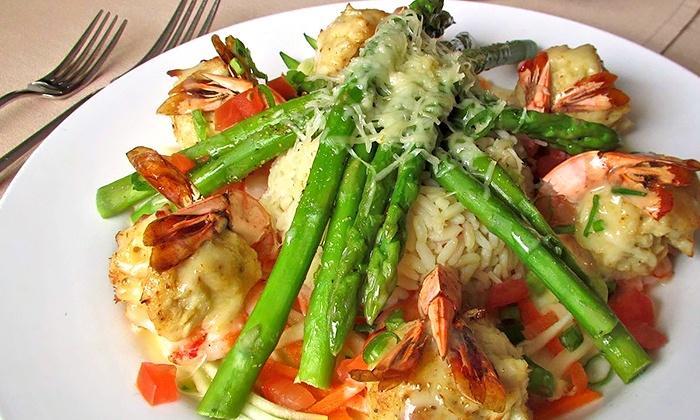 Tall Oaks Restaurant - Pasadena: Steak and Seafood at Tall Oaks Restaurant (Up to 54% Off)