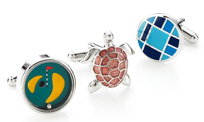Link Up Cufflinks: Link Up Cufflinks | Brought to You by ideel
