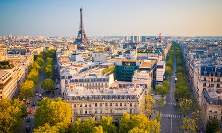 Neuilly-sur-Seine: 1-3 Nights for Two with Option for Breakfast at 4* Hotel Paris Neuilly