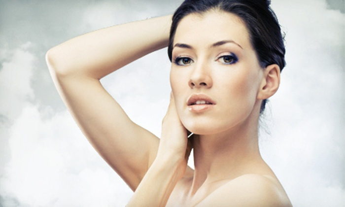 MedEstics - Newtown: One or Two IPL Facial Treatments at MedEstics (84% Off)