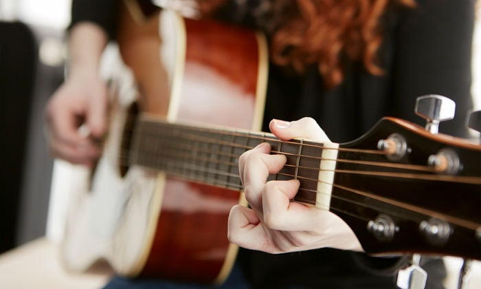 Music Studio Studies - Houston: Four Private Instrument Lessons at Music Studio Studies (68% Off)