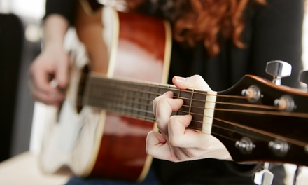 Online Guitar Lessons from Centre Stage Guitar Academy