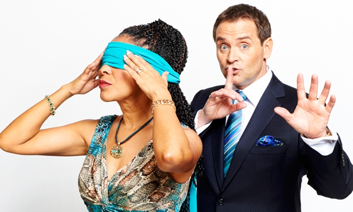 The Evasons: World Famous Mentalist Duo - Baltimore Theatre Project: The Evasons: World-Famous Mentalist Duo (Saturday, April 30, at 8 p.m.)