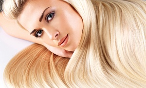 Hair By Karolin M.: Haircut with Optional Conditioning or Highlights at Hair By Karolin M. (Up to 61% Off)