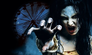 Fright Planet: $19 for One Unlimited Ticket at Fright Planet Haunted Theme Park ($39.95 Value)