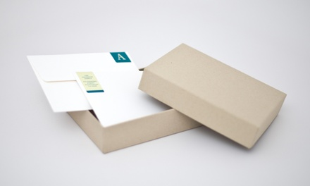 96 or 192 Custom ReturnAddress Labels from Paper Culture (Up to 73% Off)
