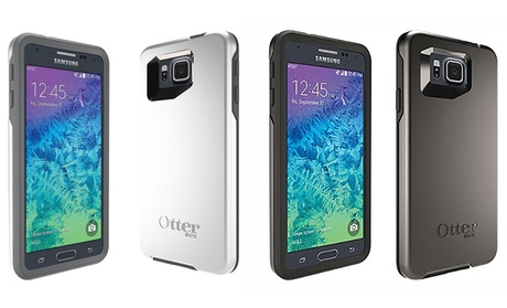 OtterBox Symmetry Case for Samsung Galaxy Alpha Smartphone
