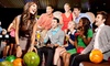 Bowlmor Lanes - Miami: $25 for $50 Worth of Bowling and Shoe Rental at Strike Miami