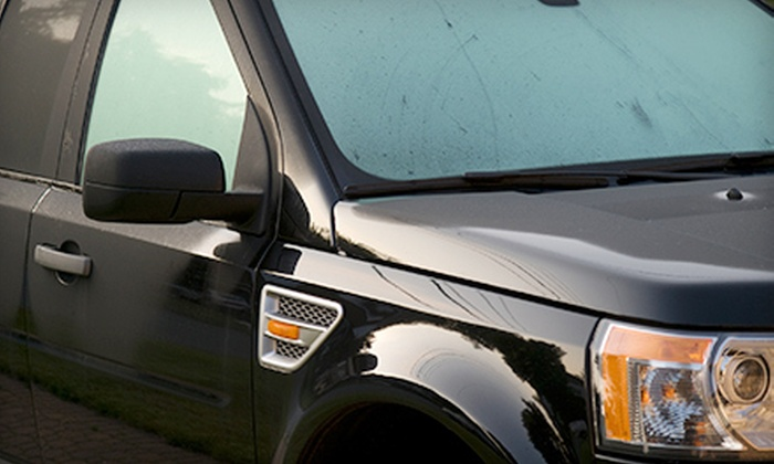 Top Gun Auto Detail and Reconditioning - Multiple Locations: Auto Detailing with Scotchgard at Top Gun Auto Detail and Reconditioning (Up to 60% Off). Four Options Available.