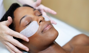 Purity MediSpa: One, Two, or Three Relax and Glow Packages with Face, Eye, and Neck Treatments at Purity MediSpa (Up to 52% Off)