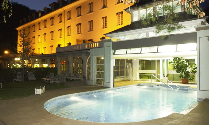 STE - Grand hotel d\'uriage   Groupon