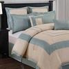 8-Piece Stratton Embroidered Comforter Set