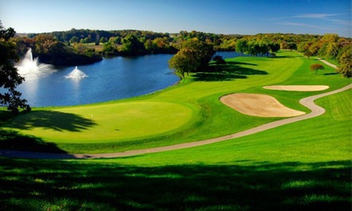 Grand Geneva Resort & Spa - Lake Geneva, WI: 18-Hole Round of Golf for Two at Grand Geneva Resort & Spa (Up to Half Off). Four Options Available.