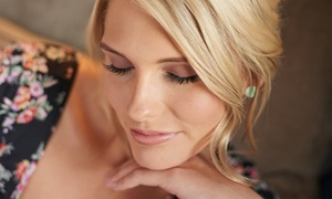 Milita Advanced Skin Care: Partial or Full Set of Eyelash Extensions with Optional Fill at Milita Advanced Skin Care (Up to 78% Off)