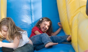 Jumper's Jungle Family Fun Center: 10 or 20 Open-Play Sessions or Weekday Party Package at Jumper's Jungle Family Fun Center (Up to 42% Off)