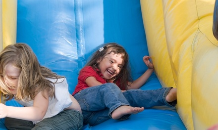 Five or Ten Admissions or a 16-Child Pizza Party at Diverzion Kids (Up to 60% Off)