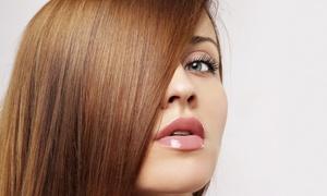 Melissa Carpenter @ Salon Keriz'ma: A Haircut and Straightening Treatment from Melissa Carpenter @ Salon Keriz'ma (55% Off)