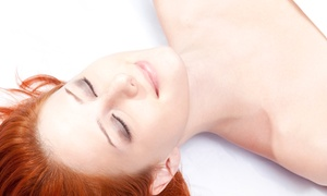 Amb Day Spa: 60-Minute Custom Facial with or without 30-Minute Head-and-Foot Massage at Amb Day Spa (Up to 59% Off)