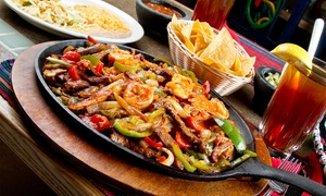 Martinez Mexican Restaurant & Bakery: 60% off at Martinez Mexican Restaurant & Bakery