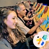 Up to 46% Off at Painting & Vino