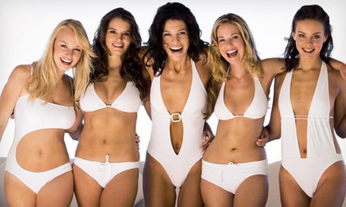 J Salon & Spa - Deerfield: One or Three Brazilian Waxes or Three Bikini Waxes at J Salon & Spa (Up to 62% Off)