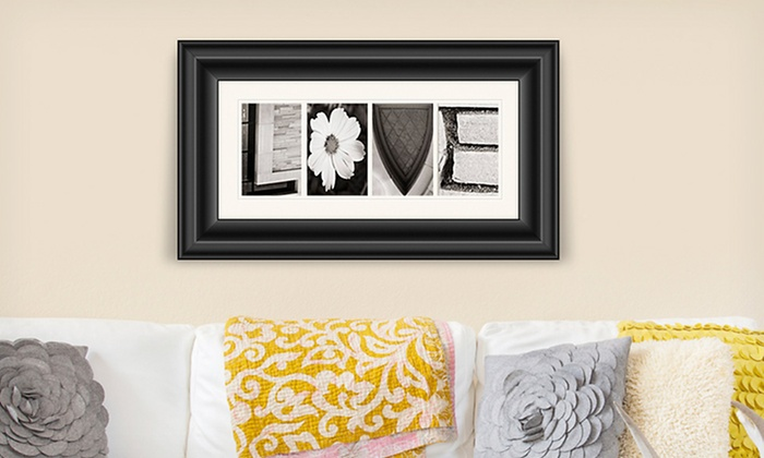 Personalized Letter Art: $59.99 for Personalized Letter Art from GreatBigCanvas.com ($160 List Price). Free Shipping.