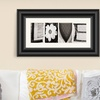 $59.99 for Framed Alphabet Photo Art