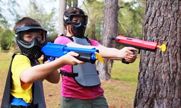 Tallahassee Paintball Sports - Havana: Paintball Package for One, Two, or Four at Tallahassee Paintball Sports (Up to 52% Off)