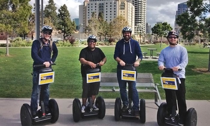 Nation Tours, Inc. - Nation Tours, Inc.: Segway Tour in Dallas from Segway Nation (Up to 39% Off