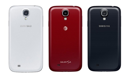 Samsung Galaxy S4 16GB 4G Smartphone (GSM Unlocked) (Refurbished)