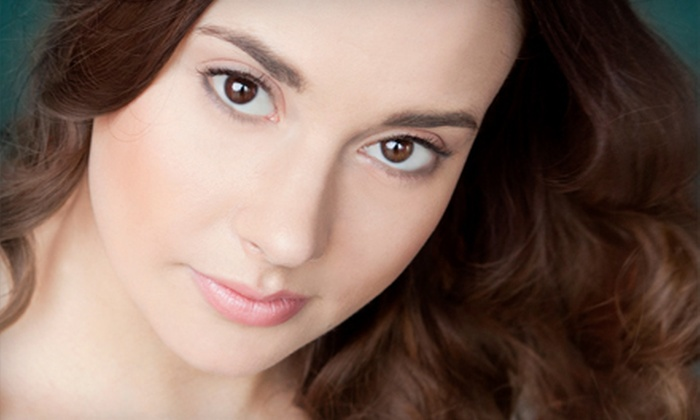 Linage Dermatology Institute - Multiple Locations: Nonsurgical Lower Eyelid Lift or Surgical Upper Eyelid Lift at Linage Dermatology Institute (Up to 63% Off)