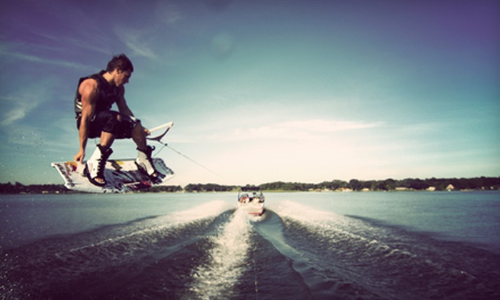 Ride Lab Wakeboard School - Morris: One or Two Wakeboarding Lessons at Ride Lab Wakeboard School in Morris (Up to 55% Off)