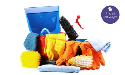 One or Two Two-Hour Housecleaning Sessions from Maid Perfect (Up to 51% Off)