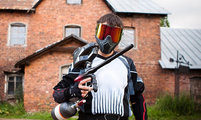 CPX Sports - Joliet: Paintball for Two, Four, or Eight with Marker, Paintballs, and Gear at CPX Sports in Joliet (Up to 71% Off)
