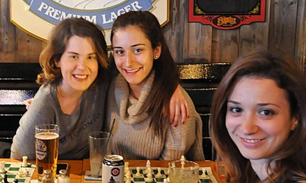 Up to 53% Off Chess Bootcamp at Shoeless Joe's from BarChess T.O.
