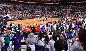 Phoenix Mercury: Phoenix Mercury WNBA Basketball Game at US Airways Center on July 12 or 14 (Up to 70% Off)