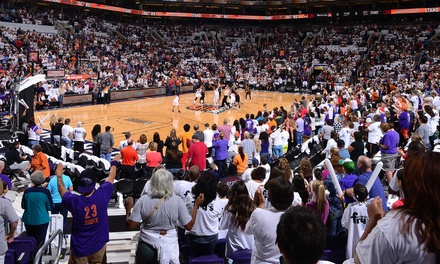 Phoenix Mercury WNBA Basketball Game at US Airways Center on July 12 or 14 (Up to 70% Off)