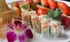 Gourmet Garden - Beverly: $16 for $30 Worth of Organic Pan-Asian Cuisine