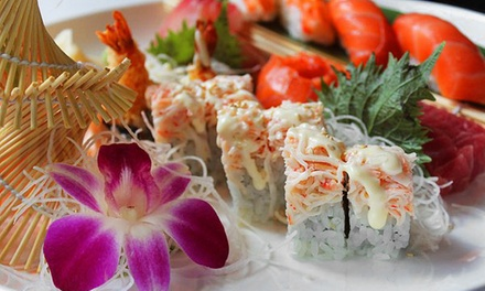 $14 for $30 Worth of Organic Pan-Asian Cuisine
