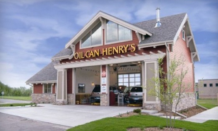 Oil Can Henry's - Multiple Locations: $39 for an Engine Emission System Cleaning at Oil Can Henry's ($79.99 Value)